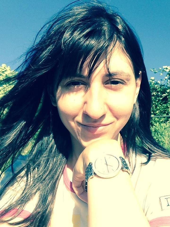"""If I don't make it happen right now, it's never going to happen""   - Julia Vorontsova"