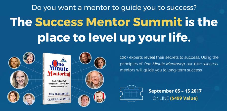 Success Mentor Summit w/Claire Diaz-Ortiz