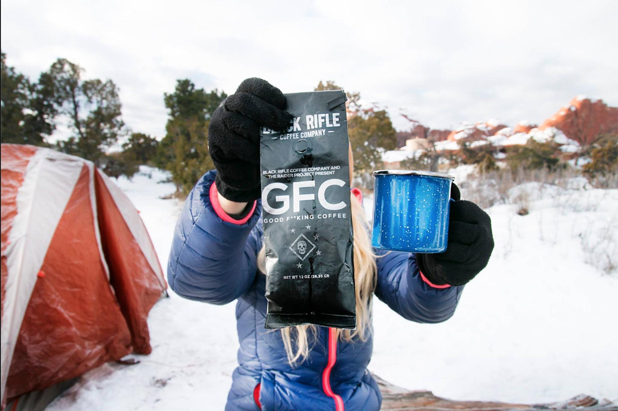 Black Rifle Coffee GFC