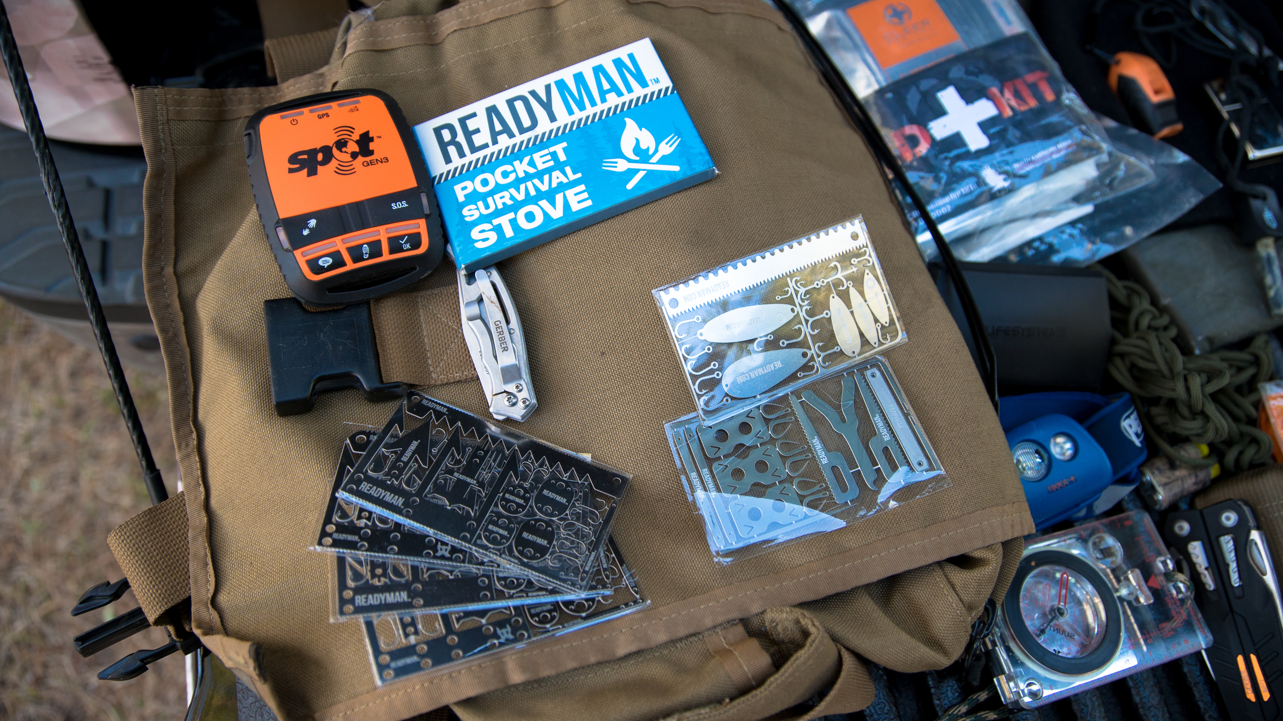 ReadyMan Survival Tools