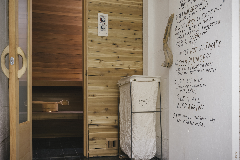 The Jennings Hotel – Sauna