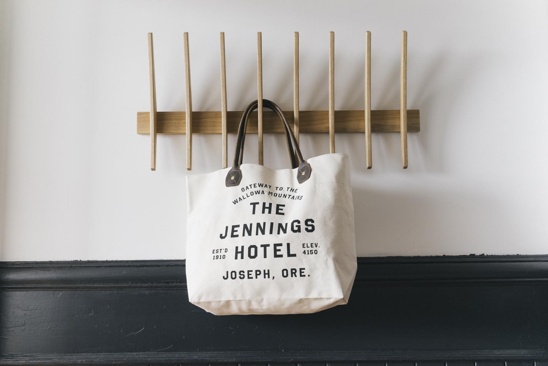 the jennings hotel & sauna - joseph, oregon