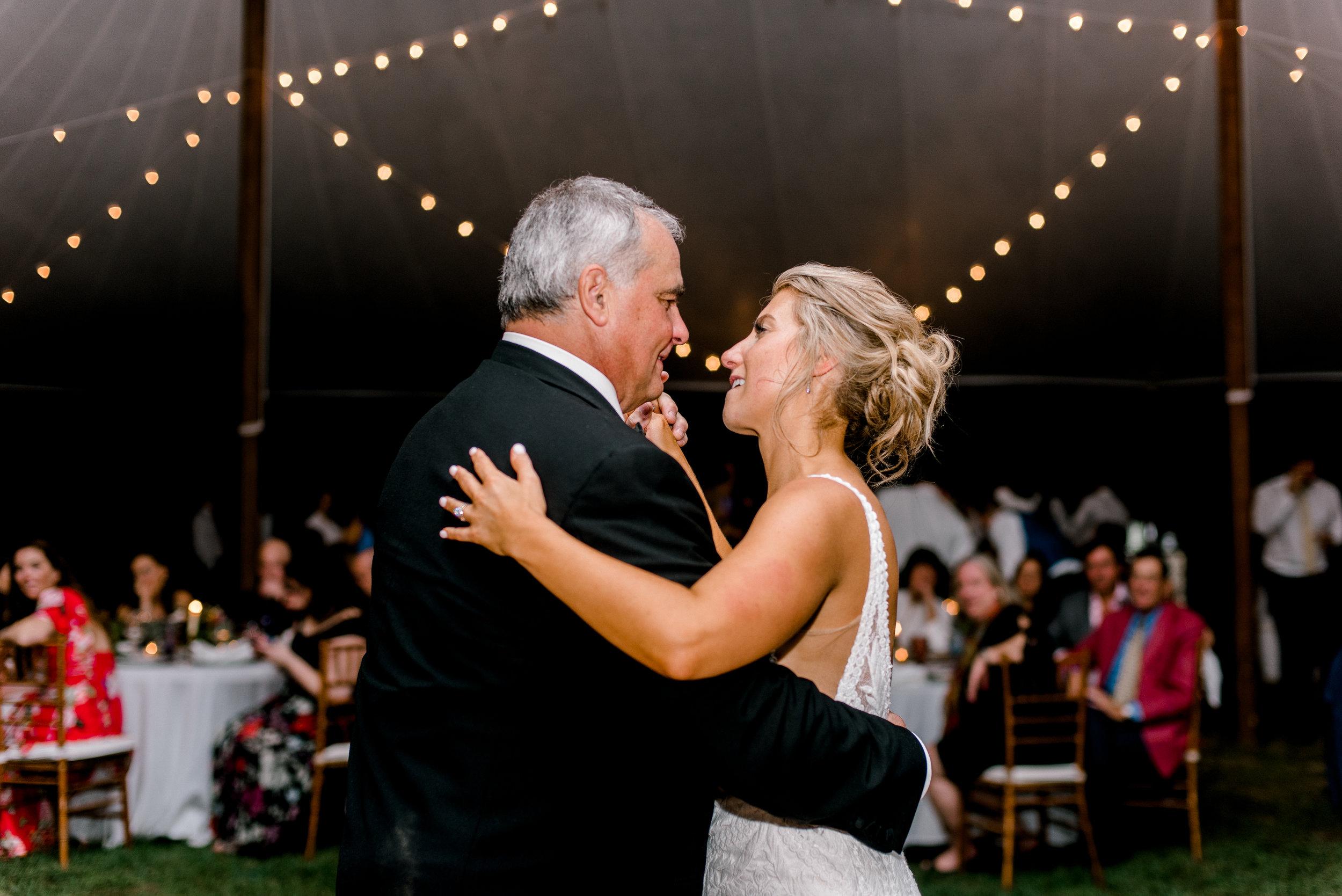 Nicole and Dad