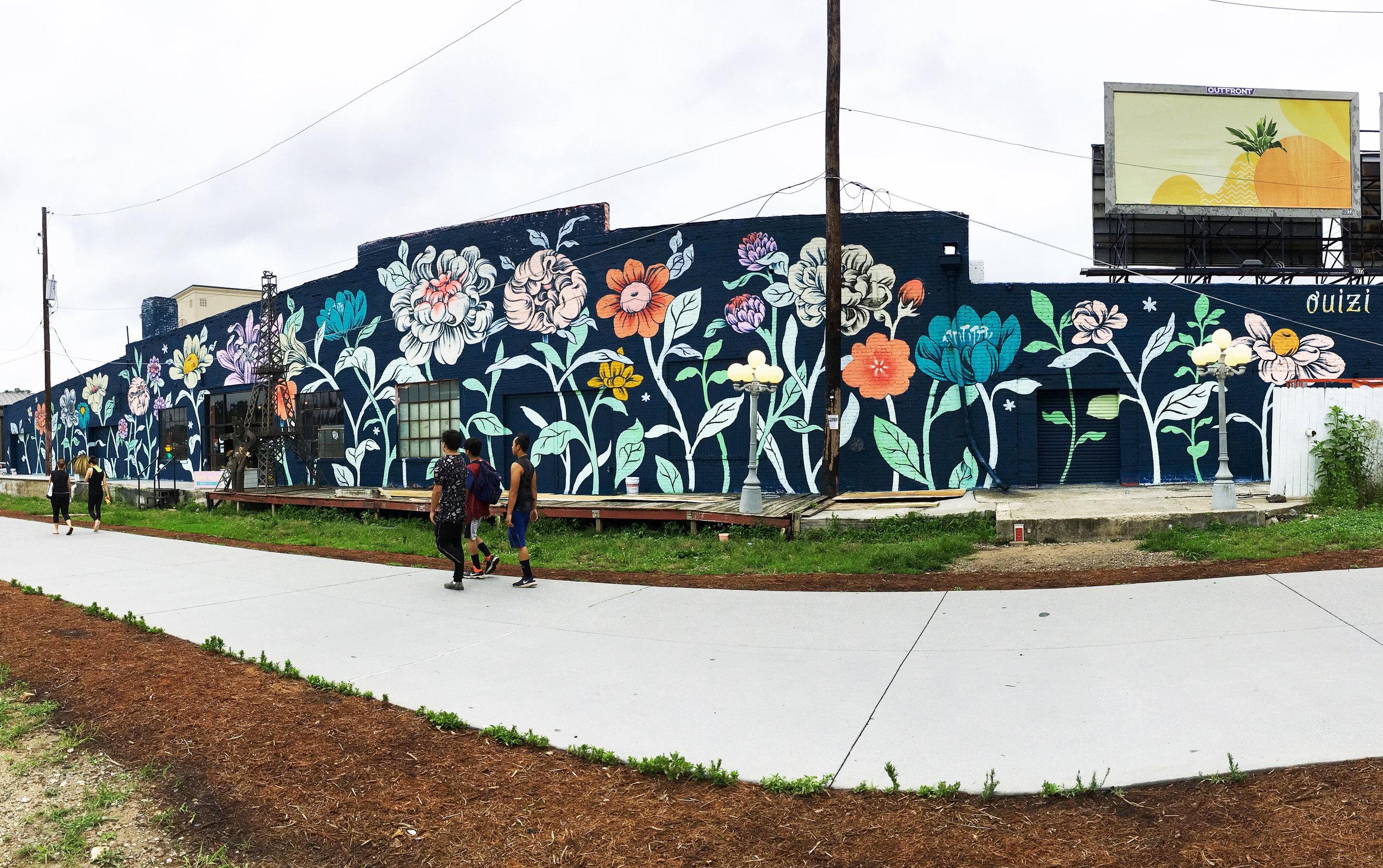 The Beltline in Atlanta, Georgia