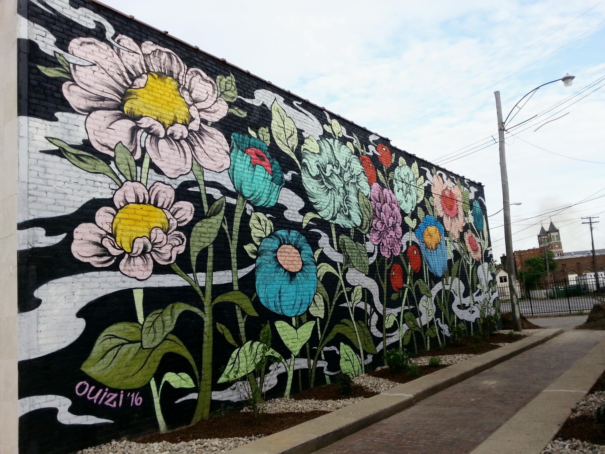 Private Commission, Southwest Detroit