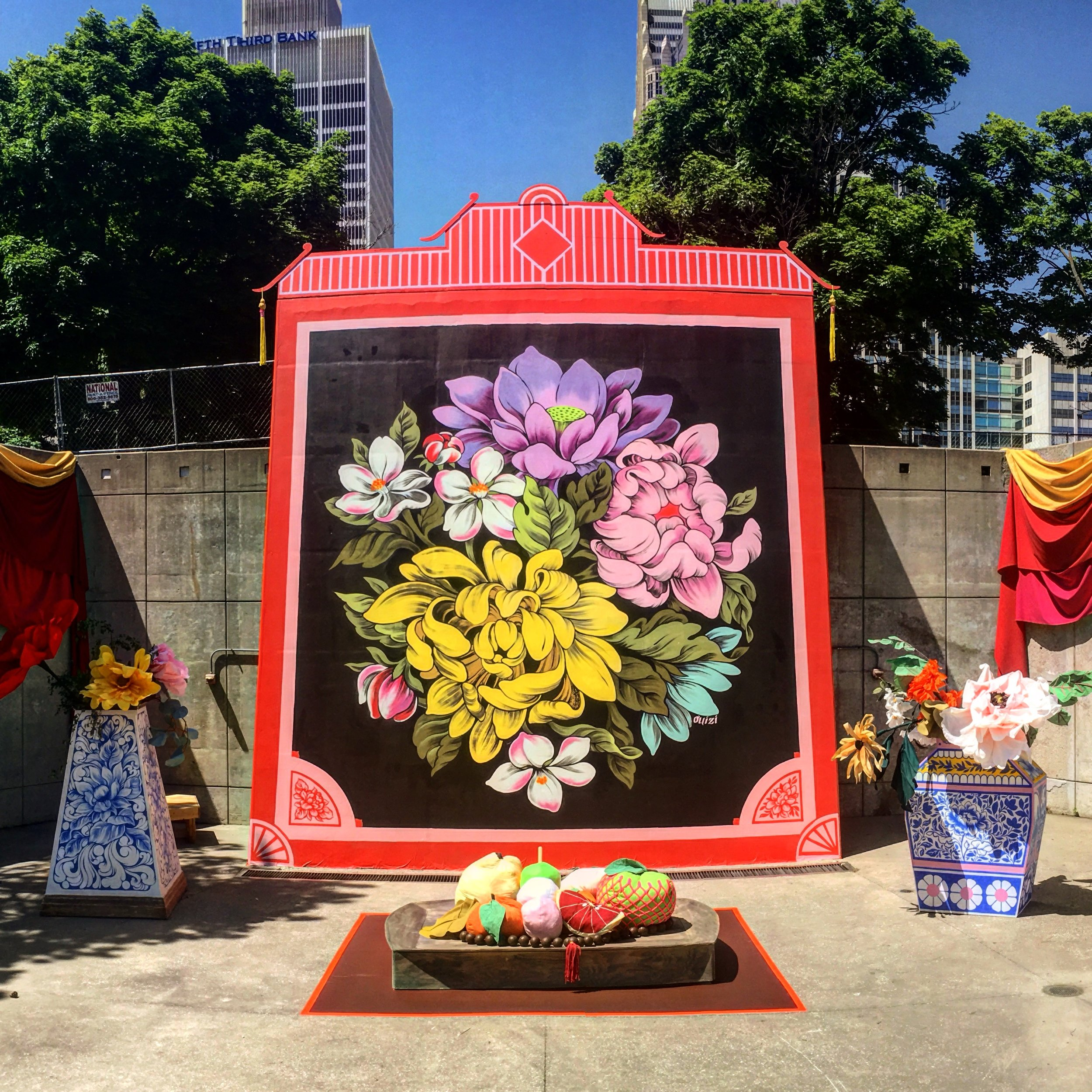 Movement Shrine