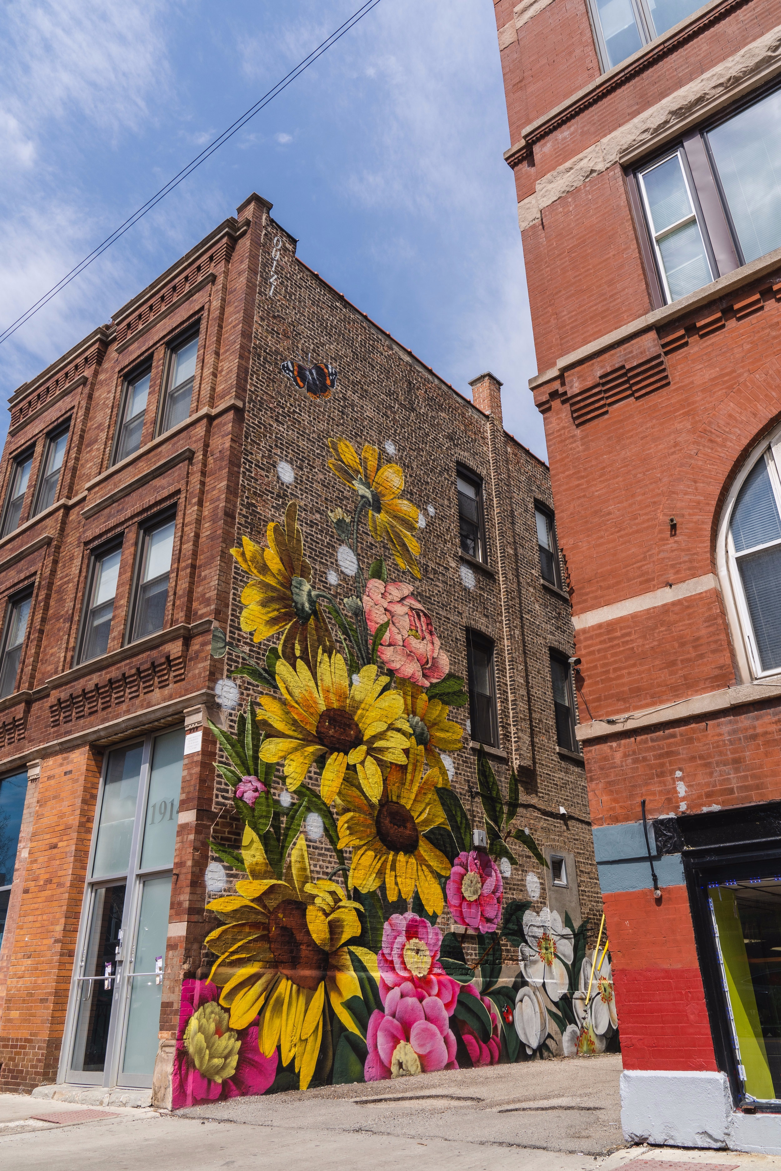 West Town in Bloom