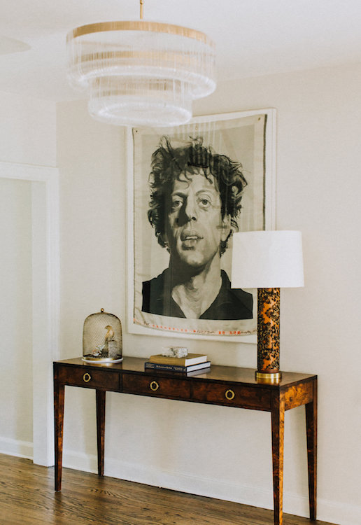 Eclectic Foyer | CHUSED & CO.