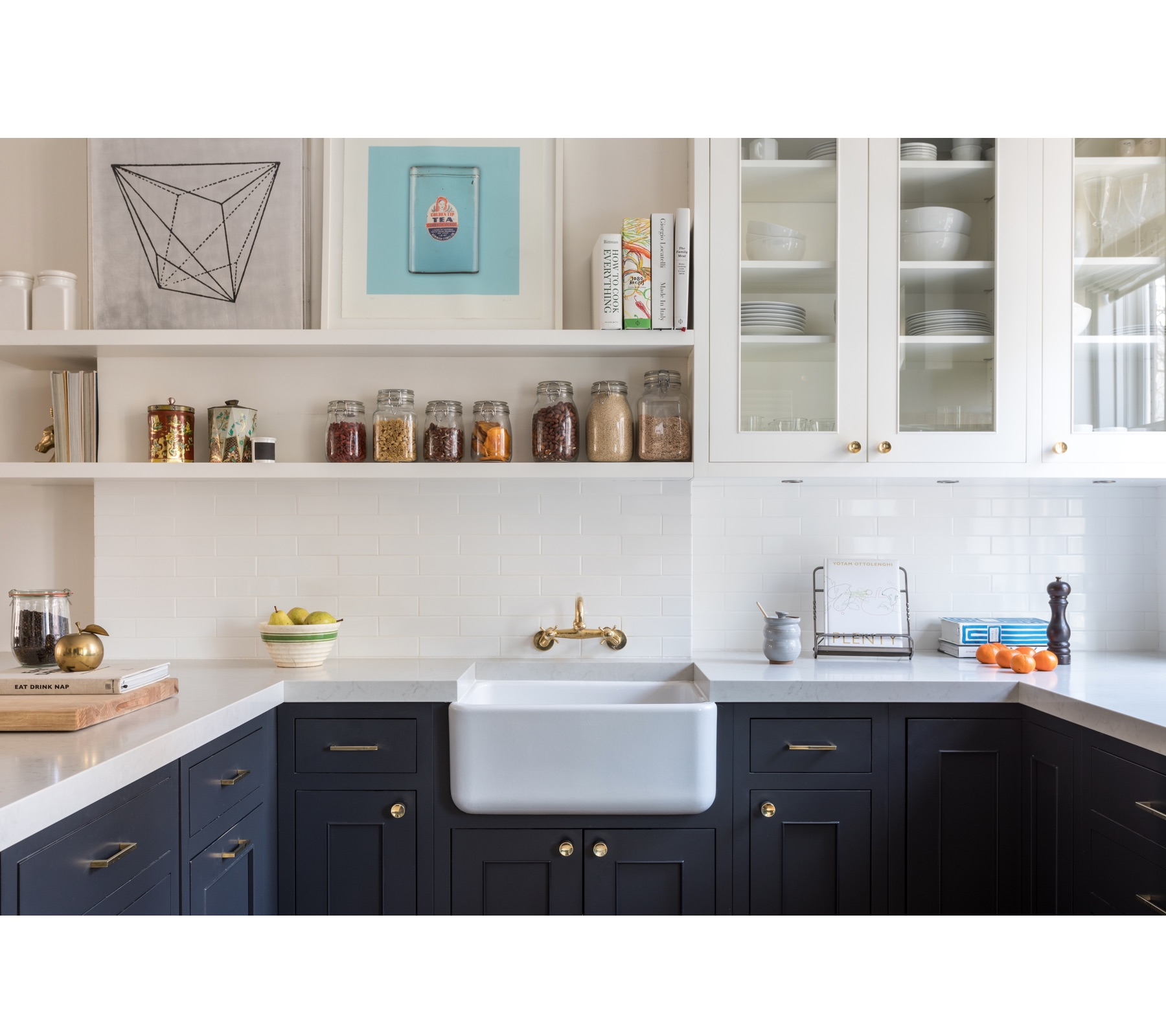 Chused & Co. Renovated Townhouse Kitchen Detail.jpg