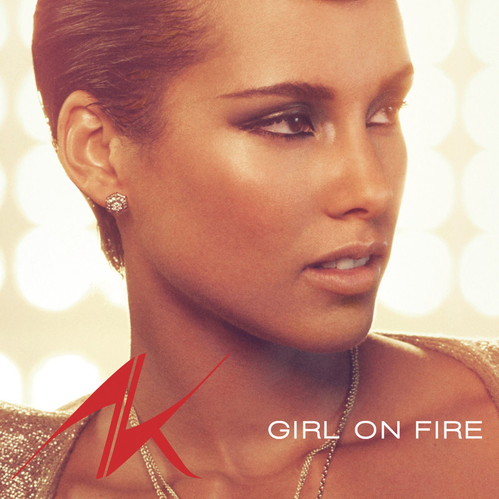 This Girl is on Fire  - Alicia Keys