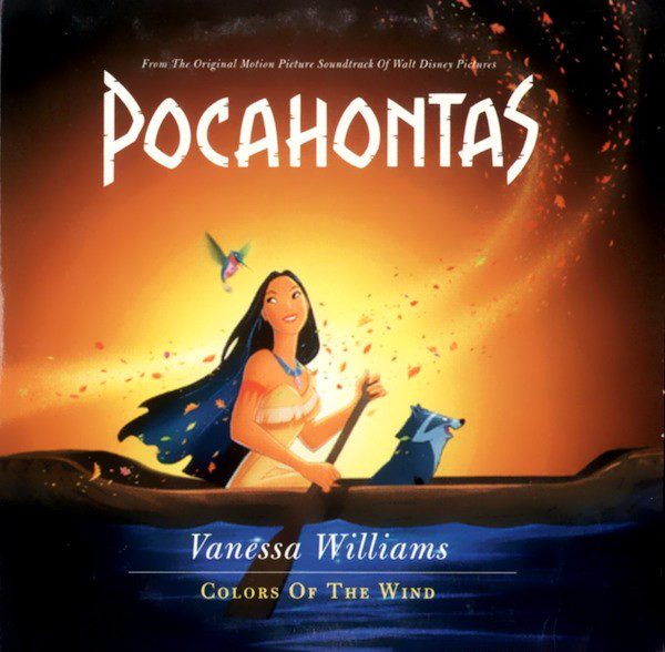 Color of the Wind  - Pocahontas