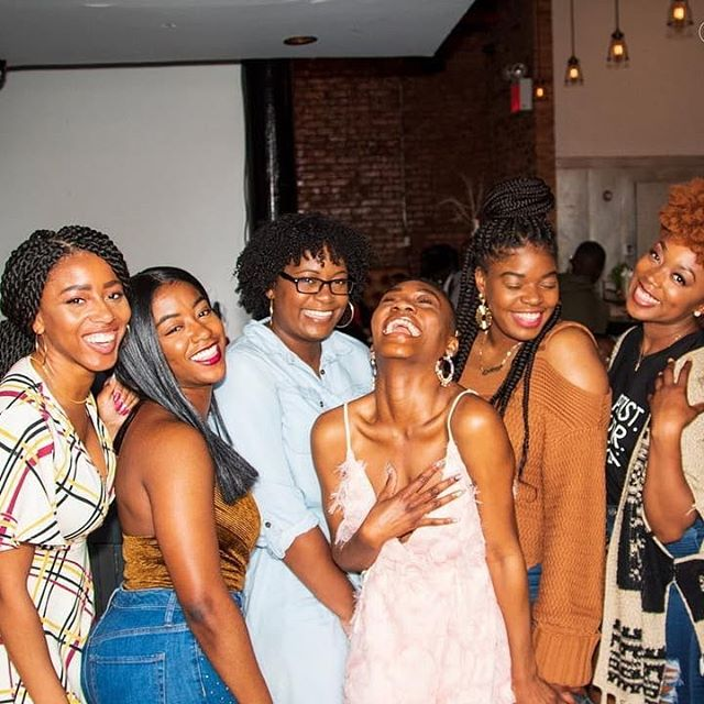 """The Solomon and Kuff motto """"One TRIBE, One VIBE, One LOVE"""" We are open again this Thursday evening for Happy Hour 4pm. P.S. We will be celebrating NY Rum Week that night as well! Don't miss out 📅🍹 #SolomonandKuff⠀ 📸: @tlsshoots⠀"""