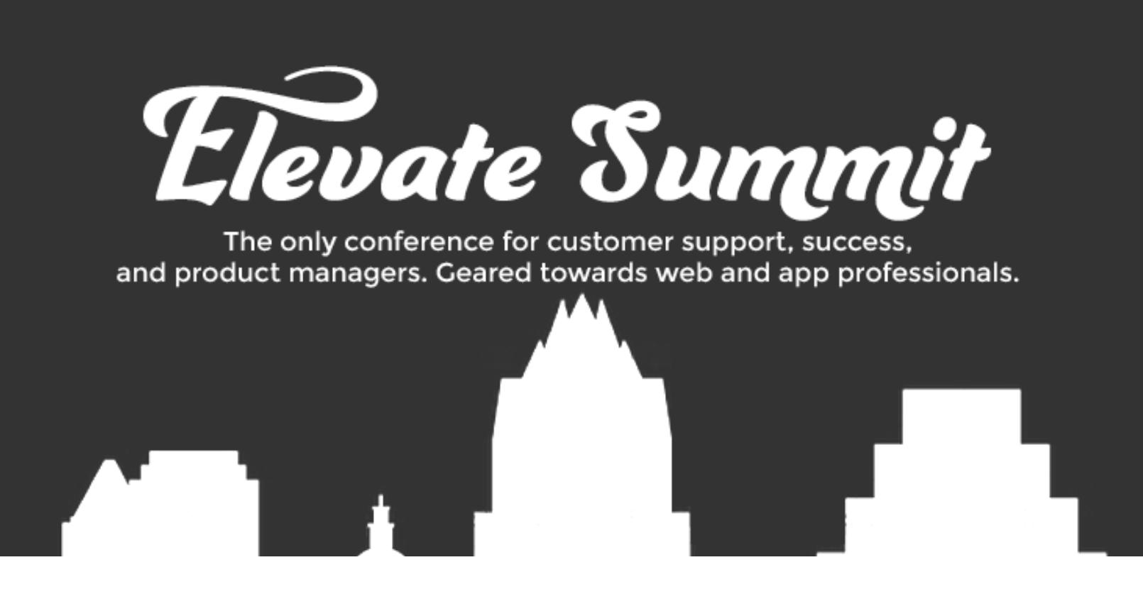 Speaker at Customer Support event | Austin, TX