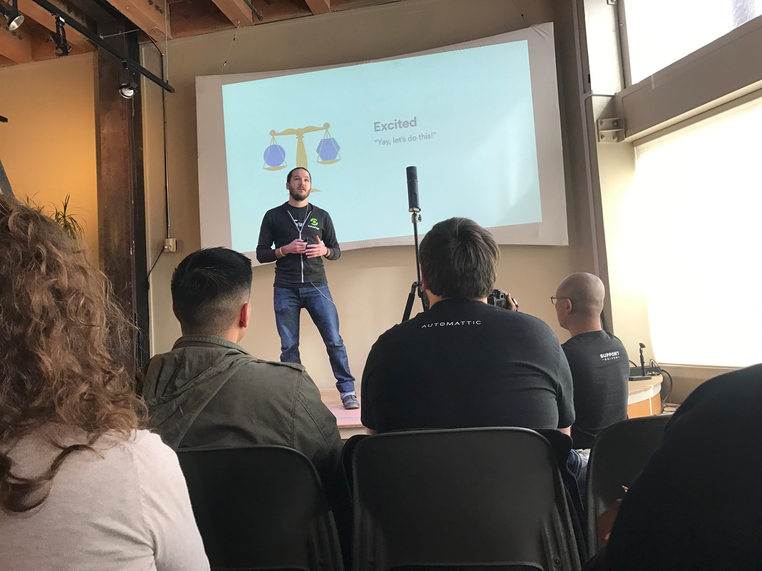 Speaker at Customer Support event | Seattle, WA