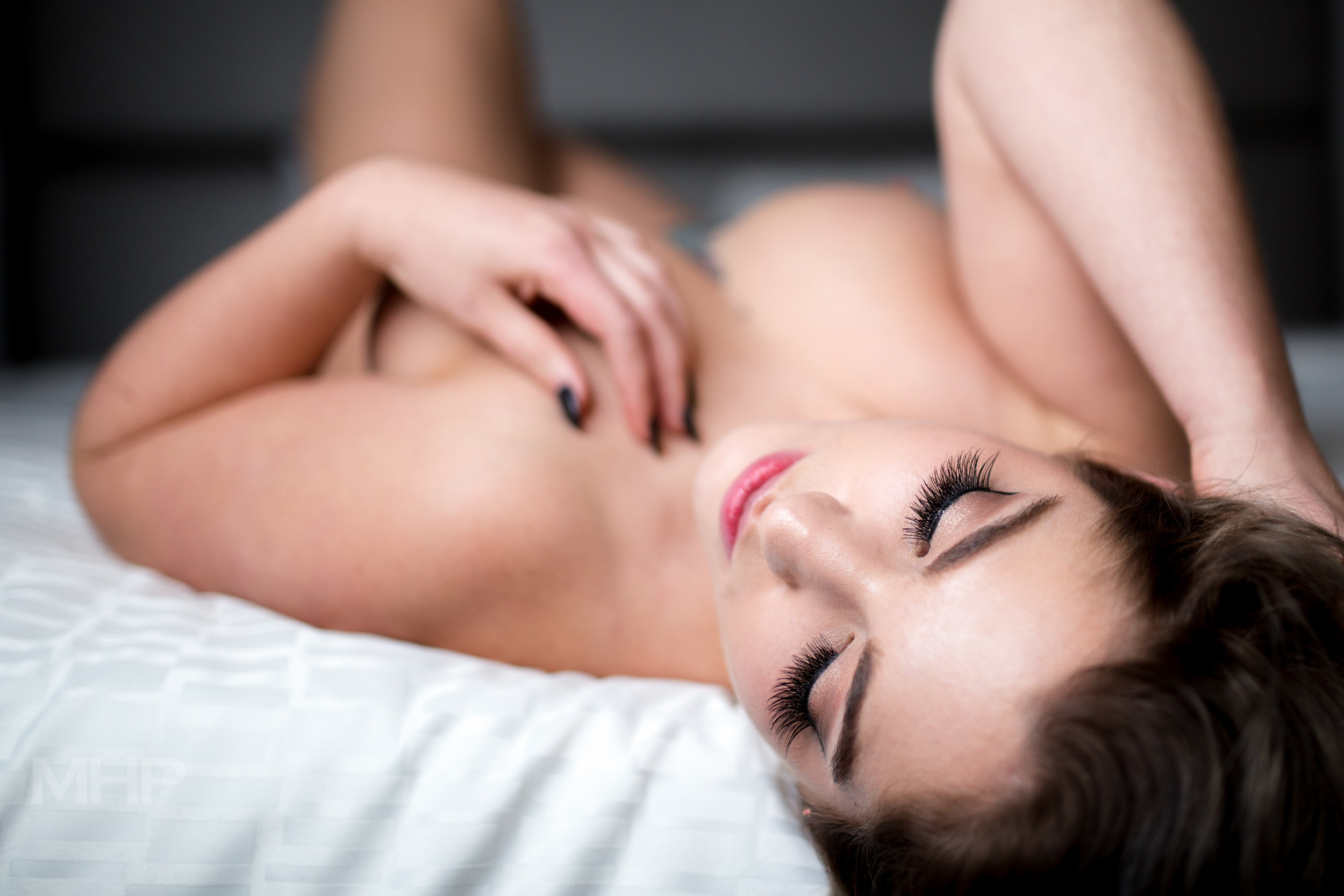 Classy and undeniably sexy boudoir photography