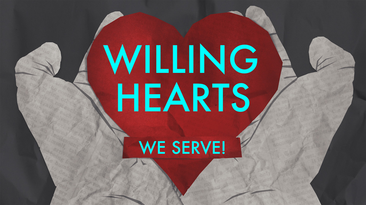 WILLING HEARTS SUNDAY CLASS