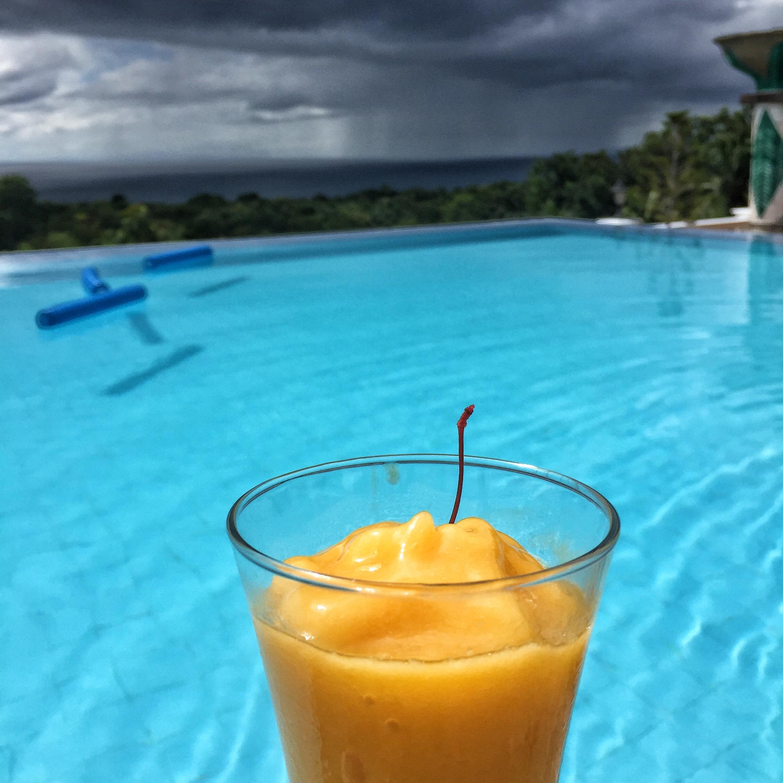 Mango shake for life.