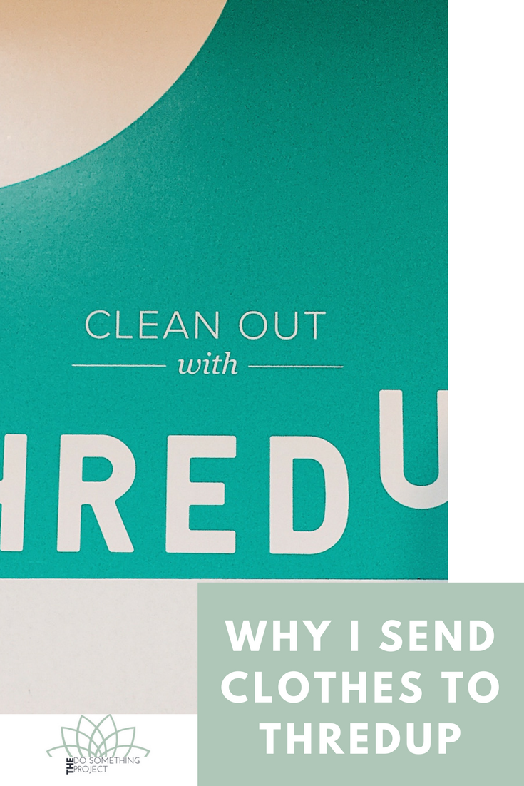 Why I Send My Clothes To ThredUp?