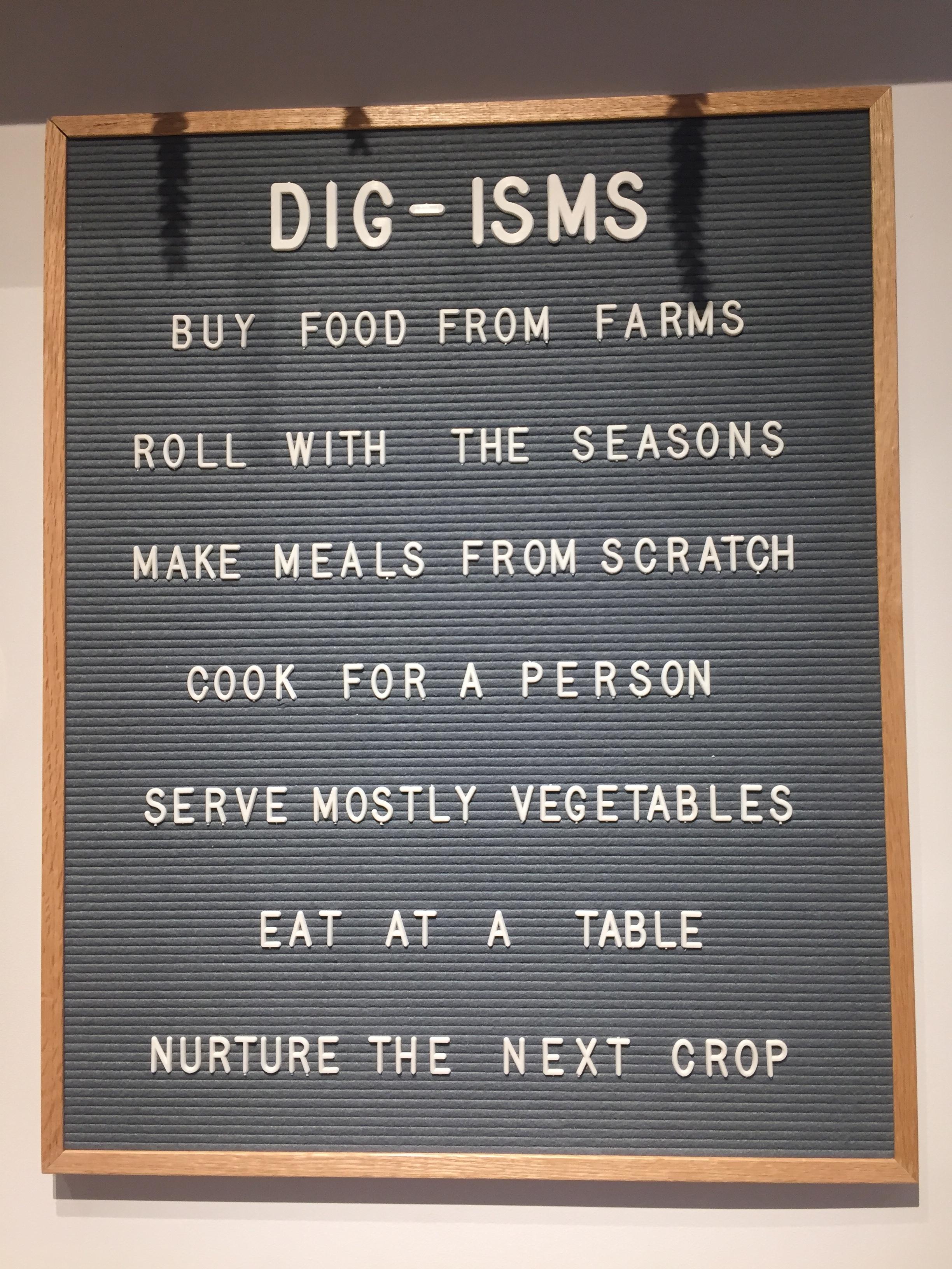 Dig Inn Mission