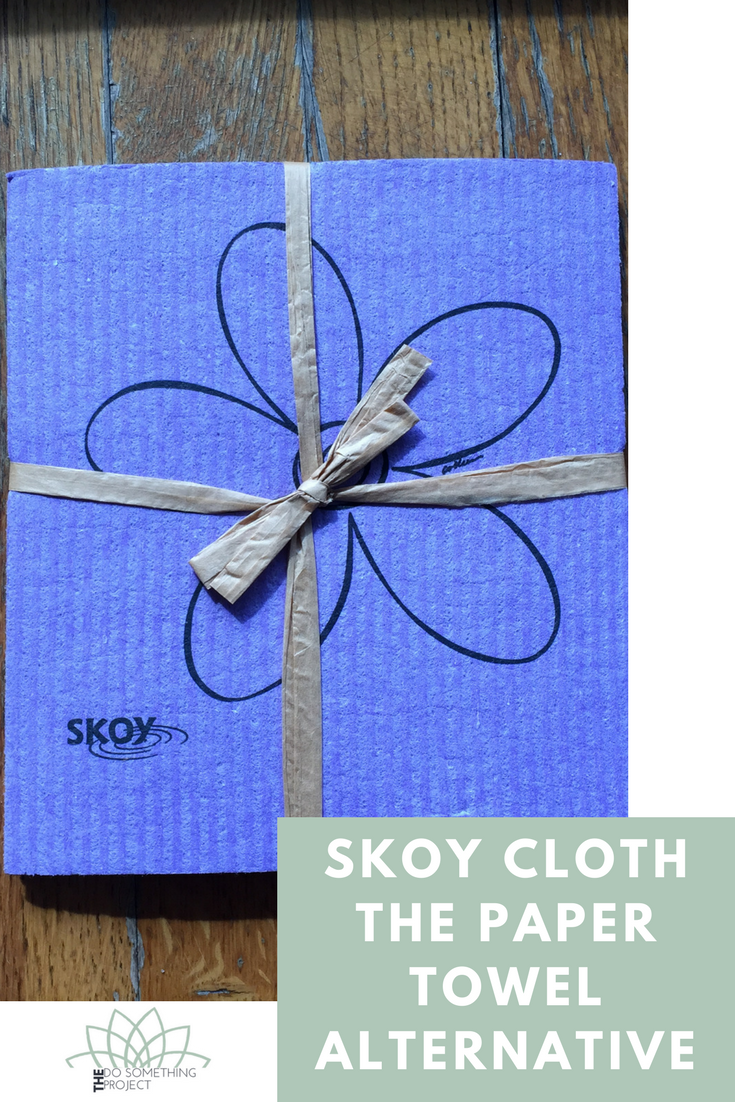 Product Review: Skoy Cloths (Paper Towel Alternative)