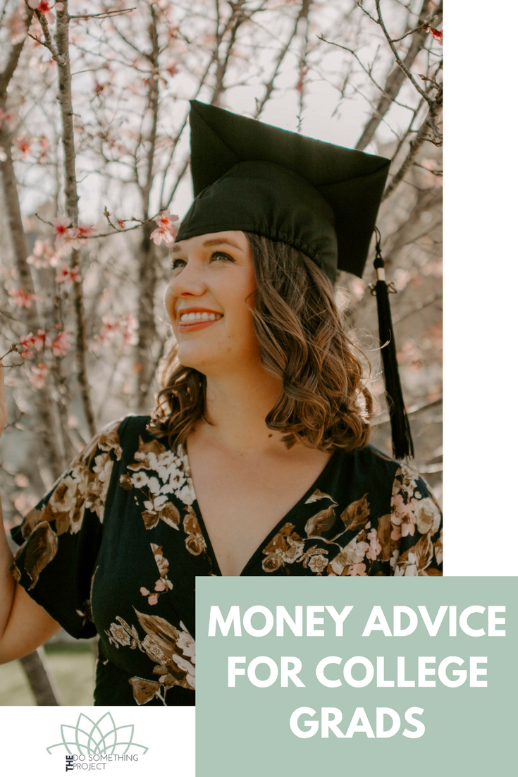 Money advice for college graduates to start you on the right financial path.