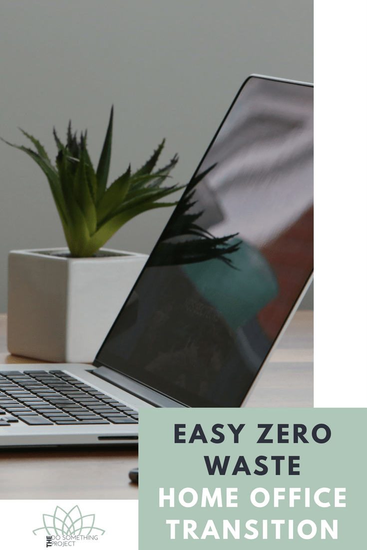 Tips for transitioning to a zero waste office.