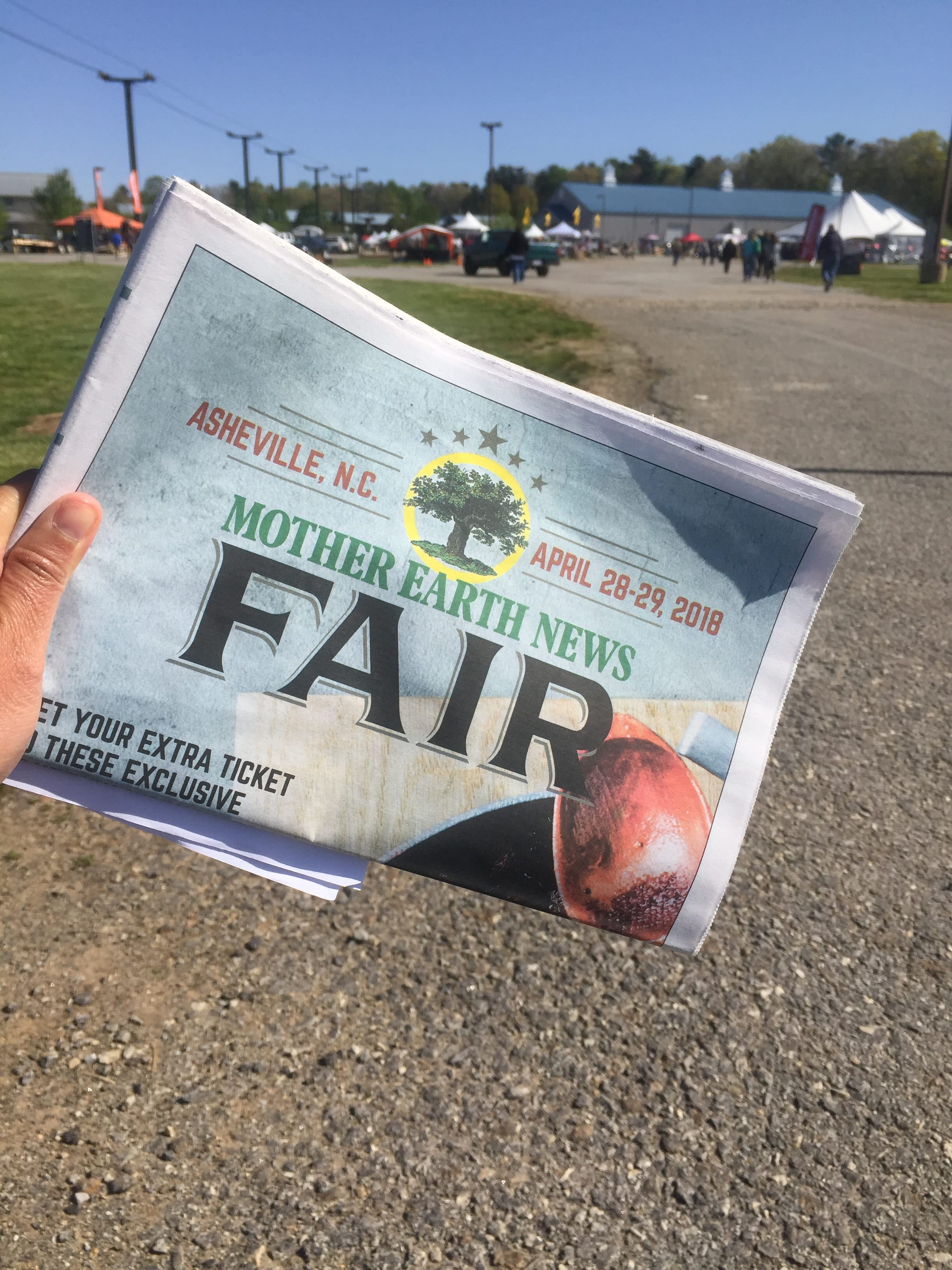 15 Tips for Attending Mother Earth News Fair