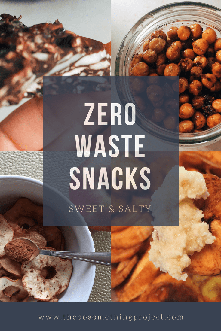 Zero Waste Snacks