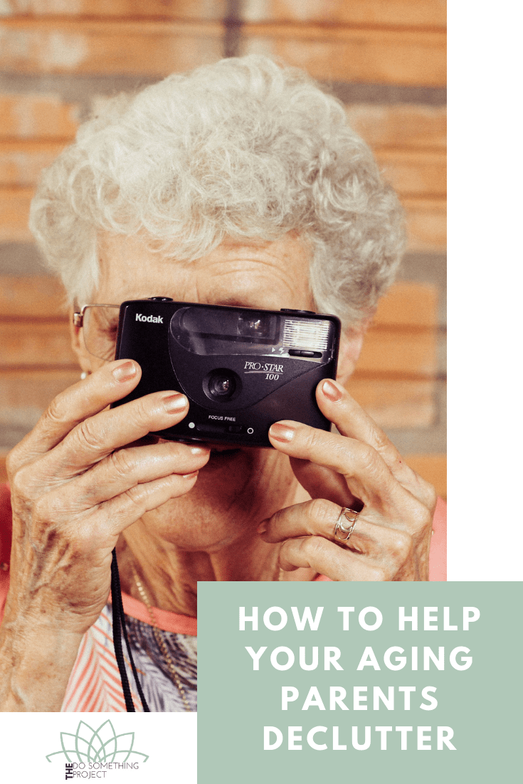 How to Help Your Aging Parent Declutter