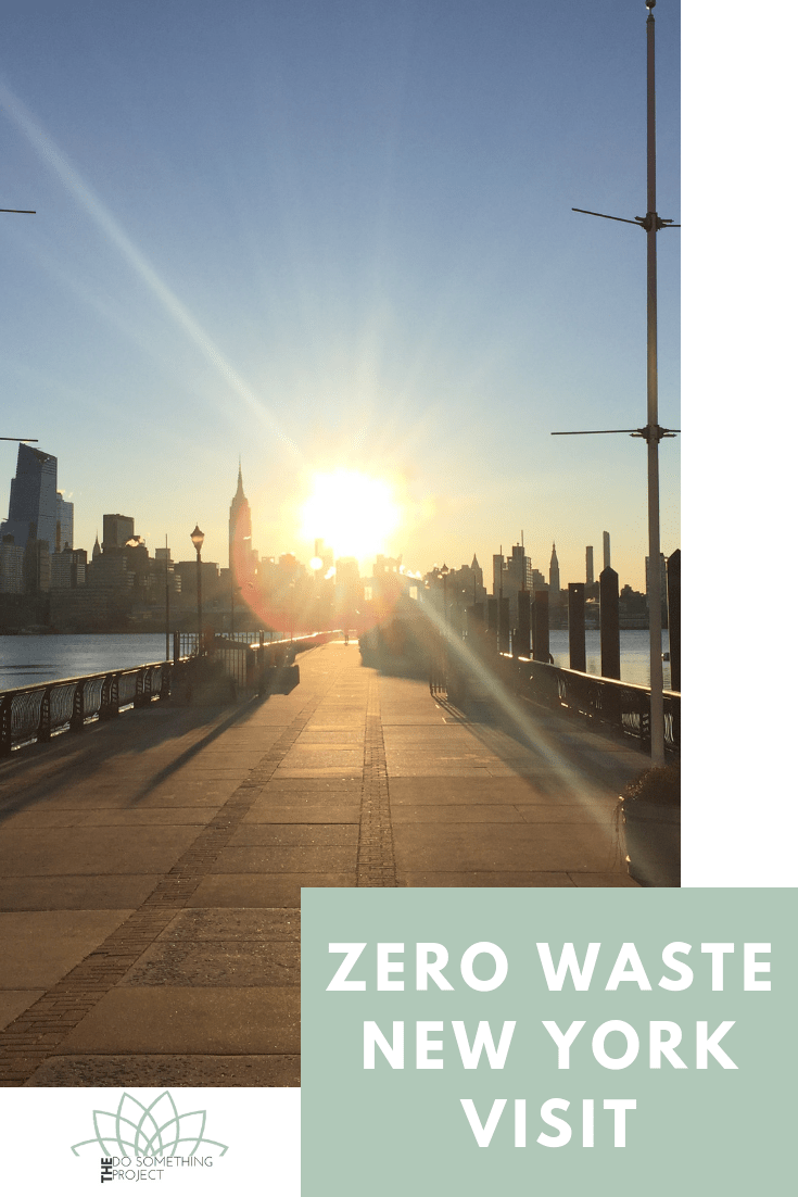 Zero Waste Travel: New York City
