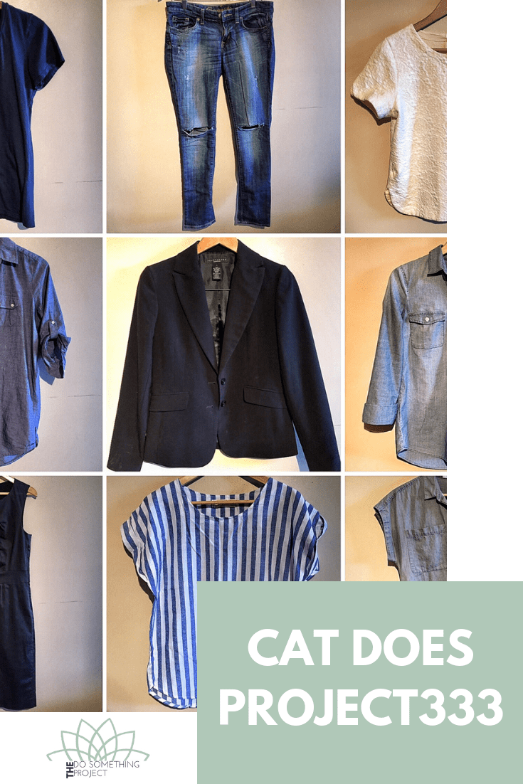 Project 333: An experiment in a minimalist, capsule wardrobe.