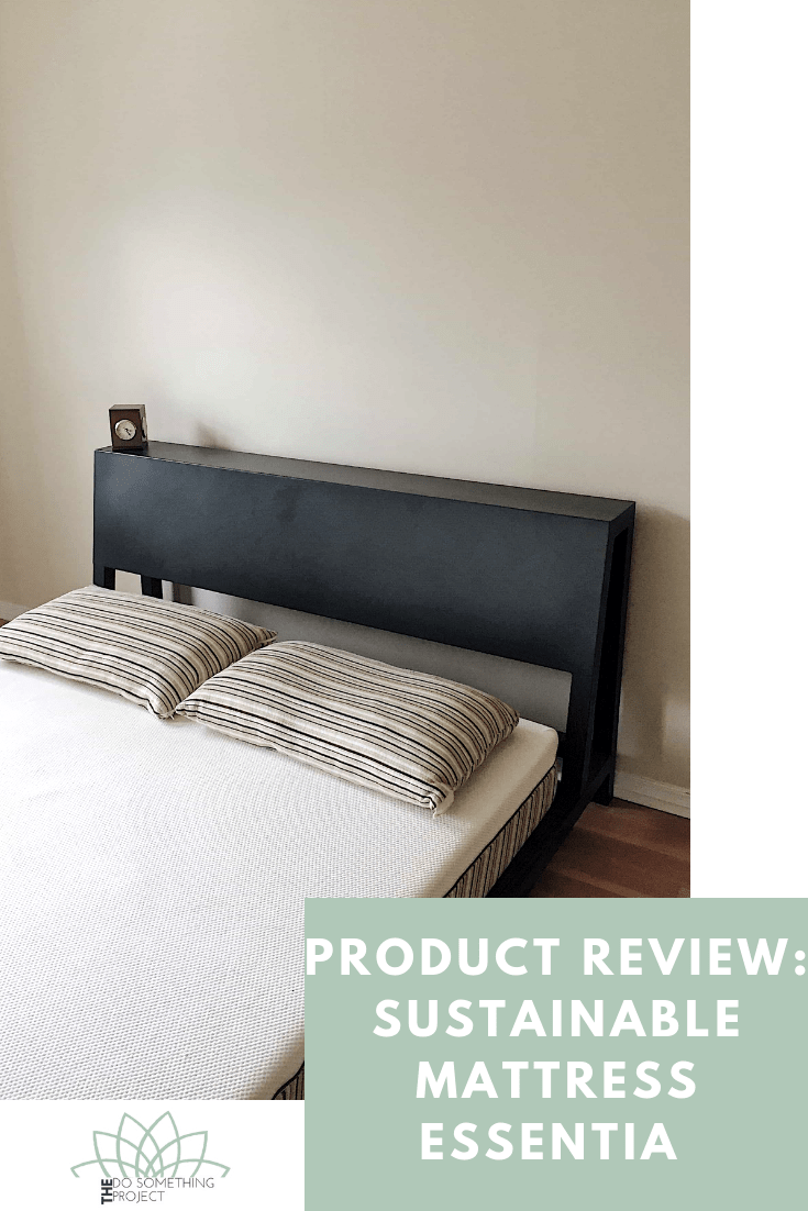 Product Review: Sustainable and Eco-Friendly Memory Foam Mattress Essentia