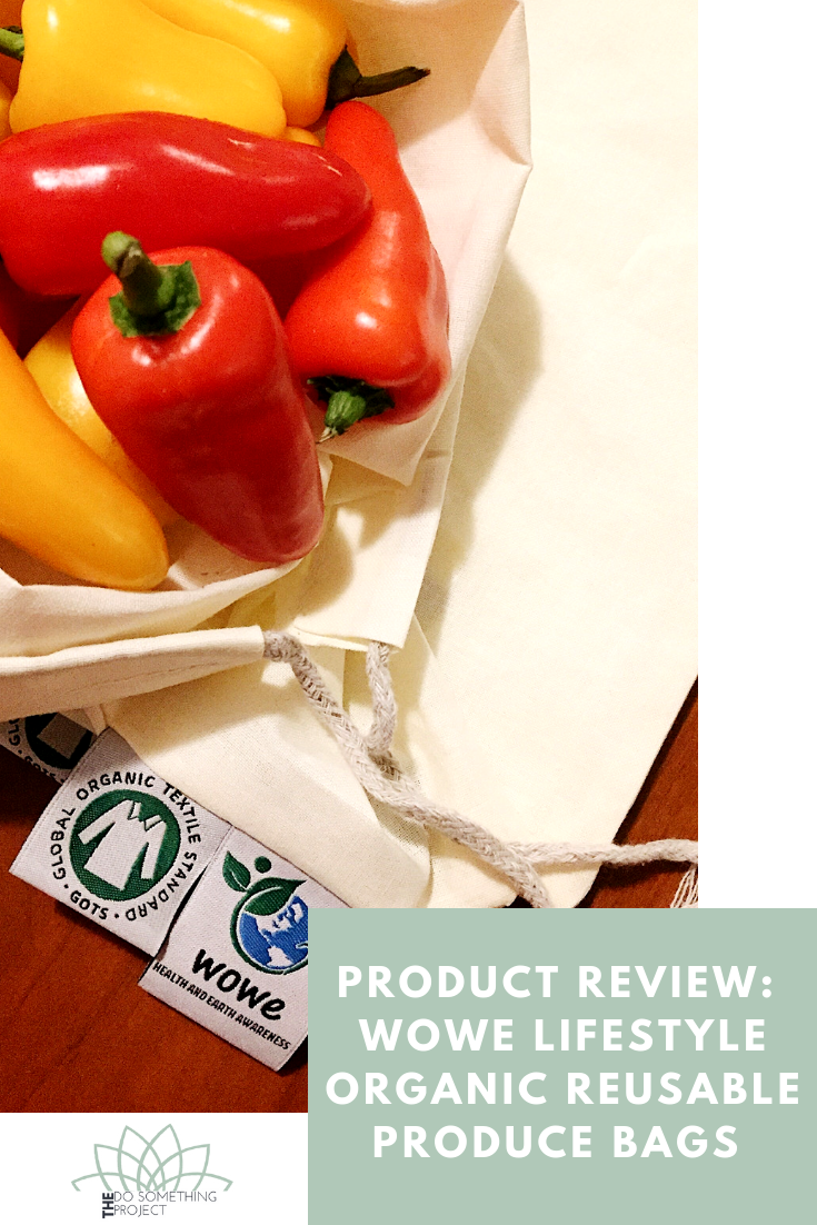 Product Review: WowE Lifestyle Reusable Produce Bags