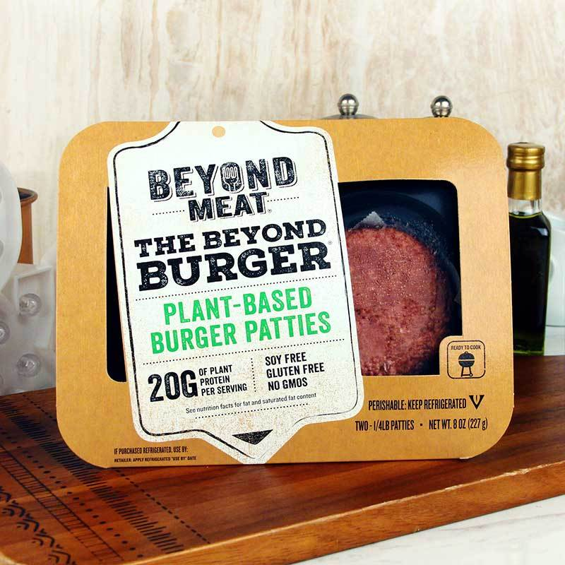 Are Meat Alternative Products The Future? Beyond Meat and Impossible Burger
