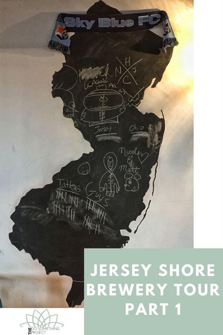 Jersey Shore Craft Beer Tour Itinerary