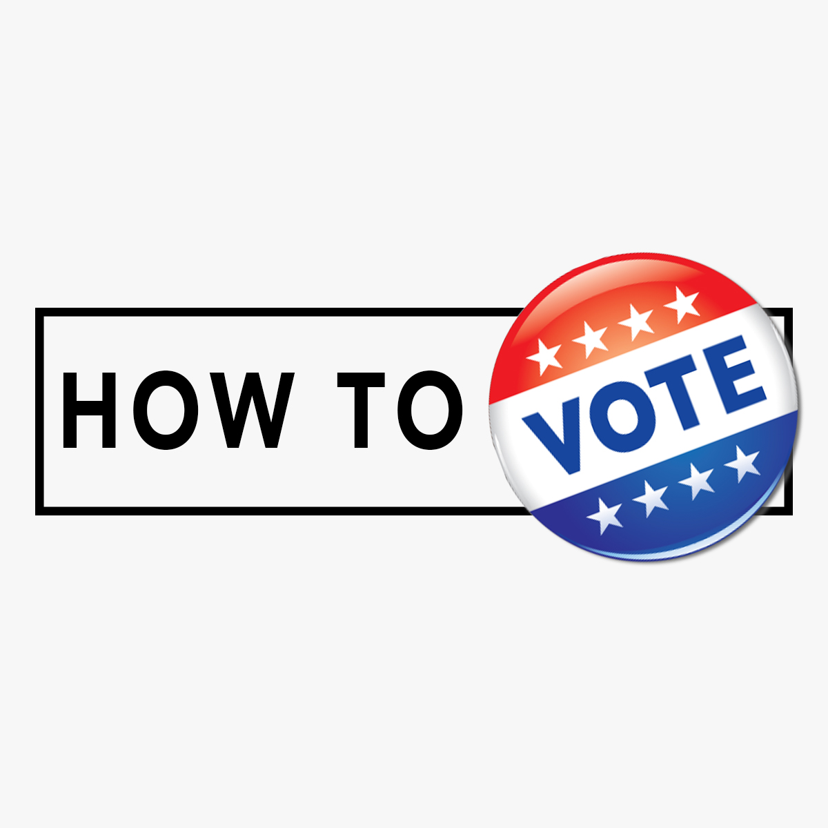 Learn how and where to vote