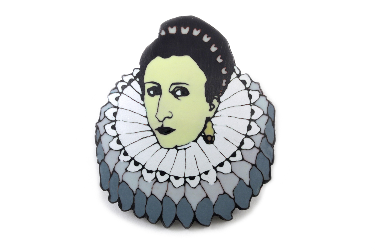 Anne Boleyn Pin