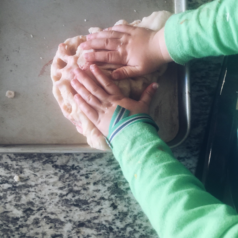 Those hands are so precious to me!