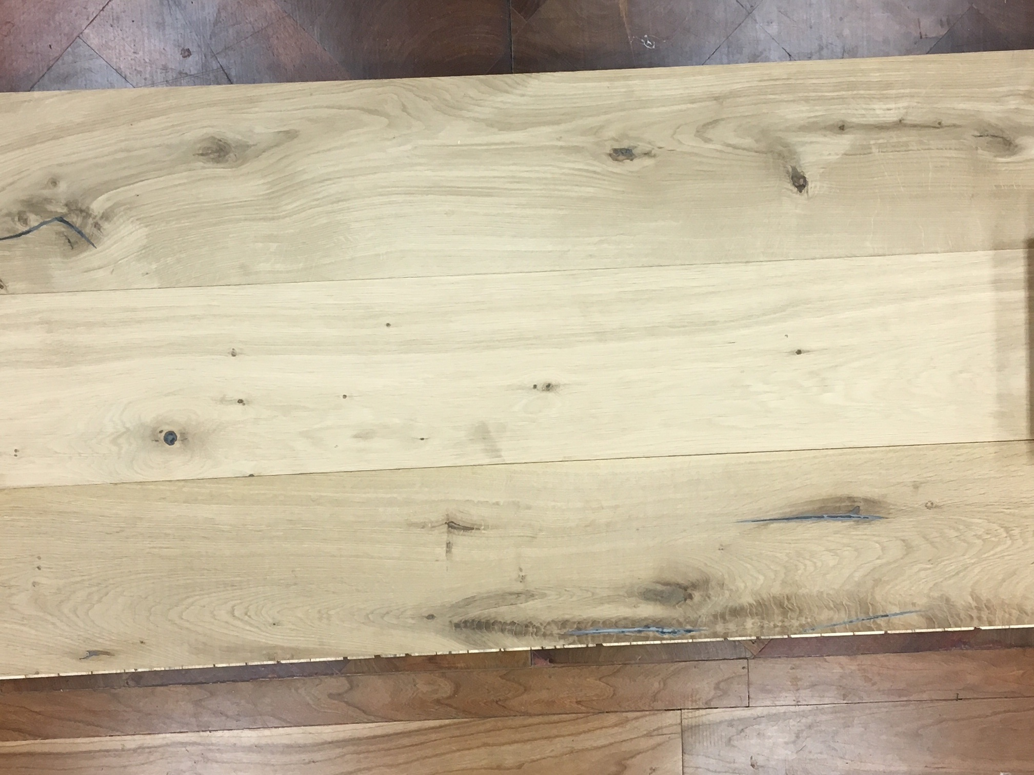 European White Oak -