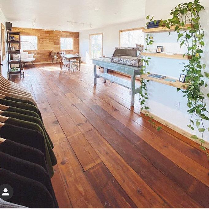 Antique Pine — Ace Hardwood