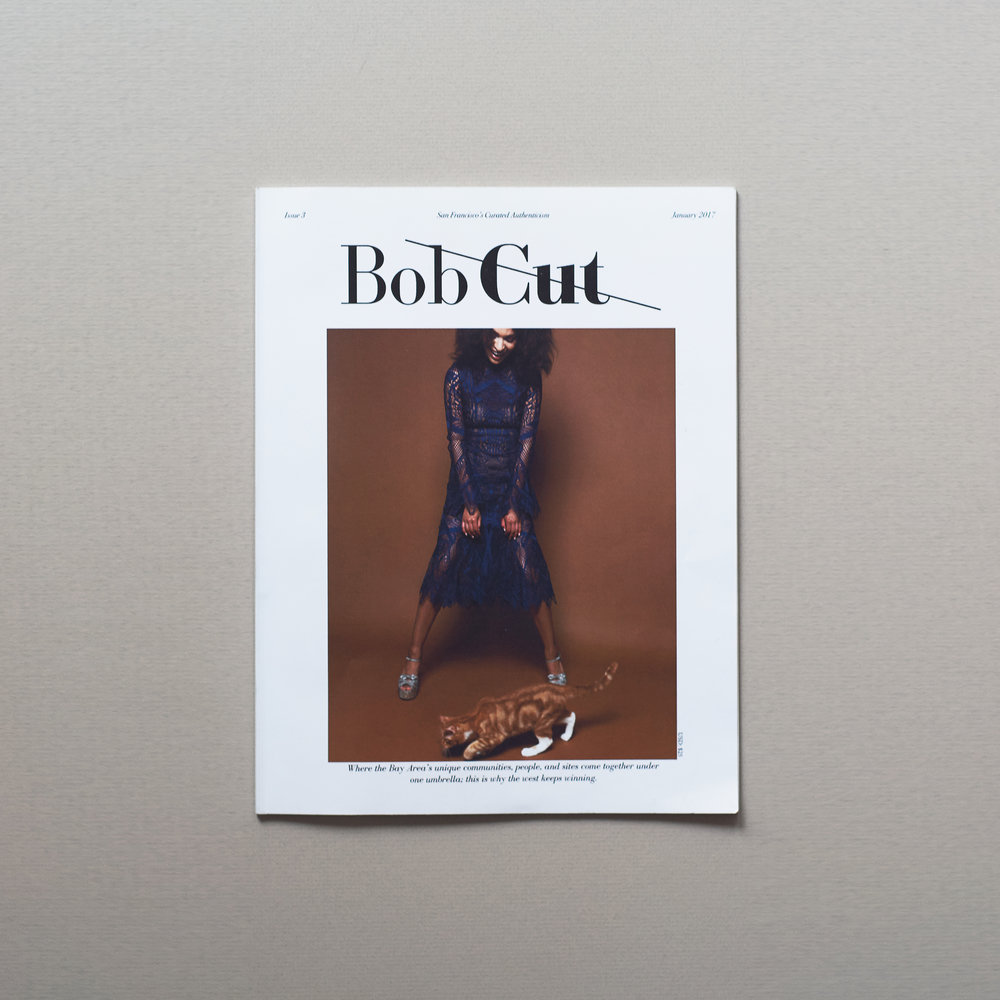 Bob Cut Magazine