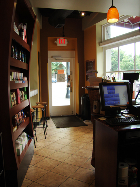 Atlanta GA June 29 2010 5733 One Caffe Coffee inside_72