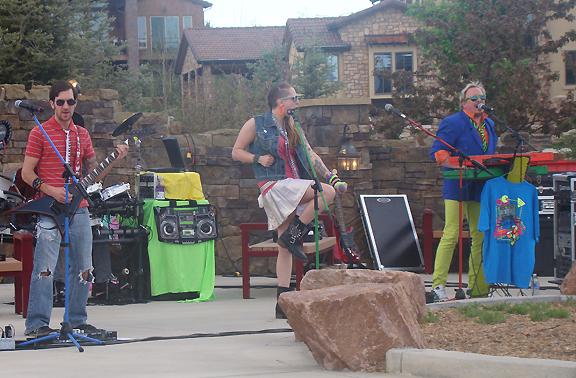 2014 June Burns Concert in Park band_72