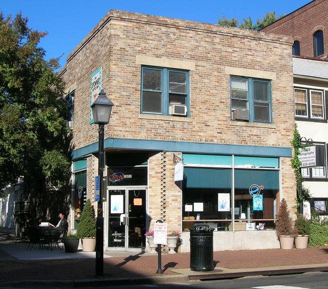 DC 2008 7611 Old Alexandria Uptowner Cafe King St closeup_96