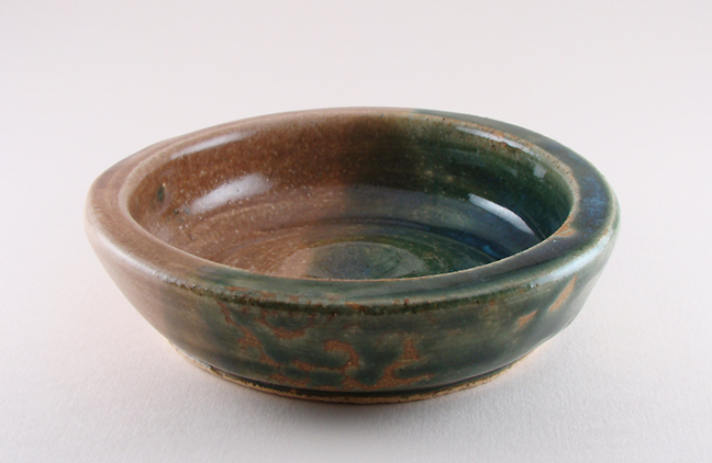 Pottery lessons thrown bowl_72