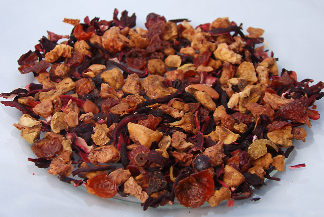 Tea Cranberry KuChai loose_72