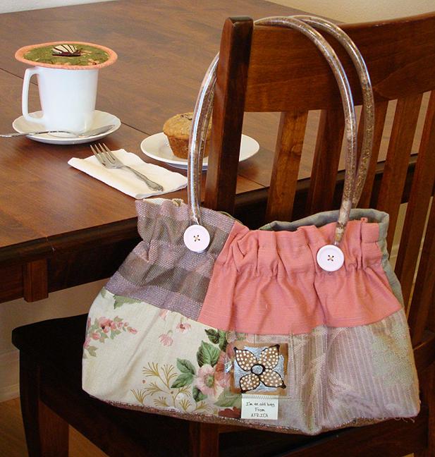 Original TBags purse front teabag_72