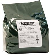 Teeccino Herbal Coffee Alternative_Dandelion dark roast