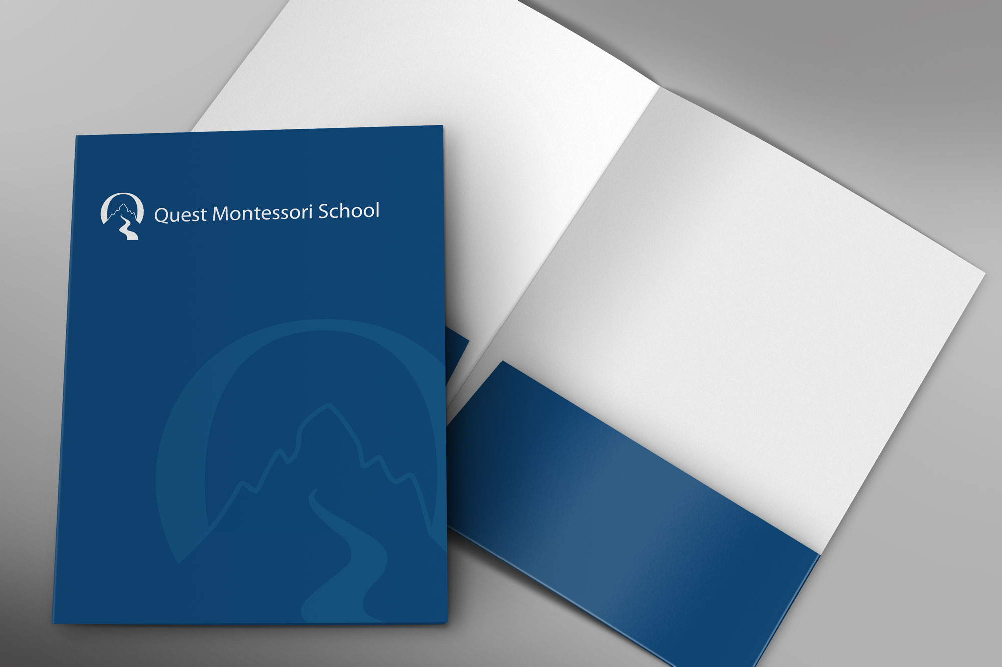 Quest Montessori School Blue Folder.jpg
