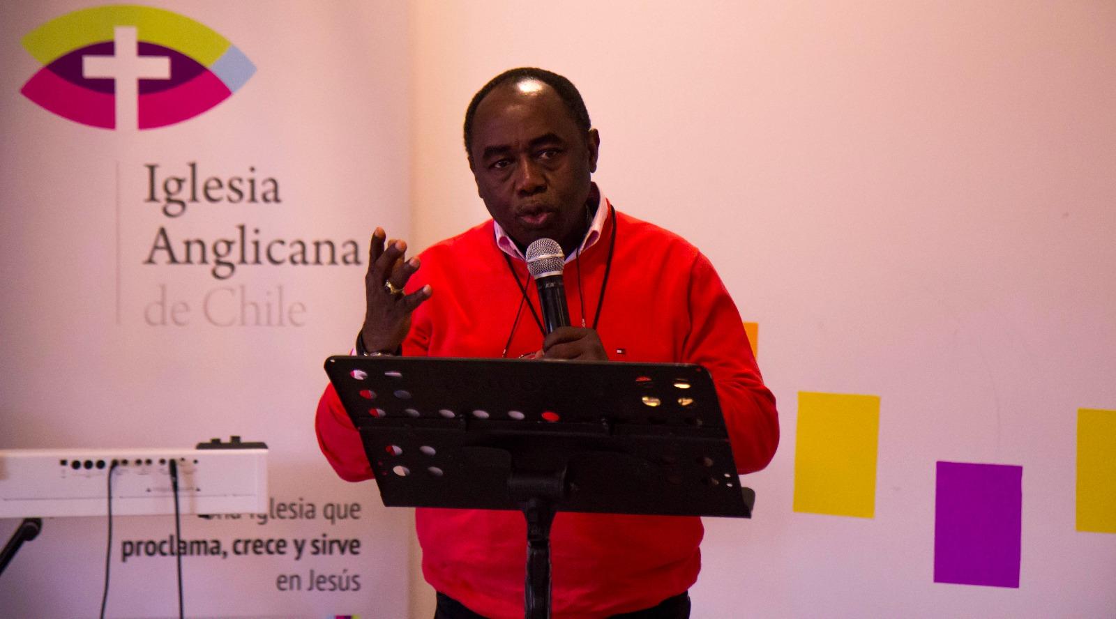 Arzobispo Benjamin Kwashi de Jos, Nigeria